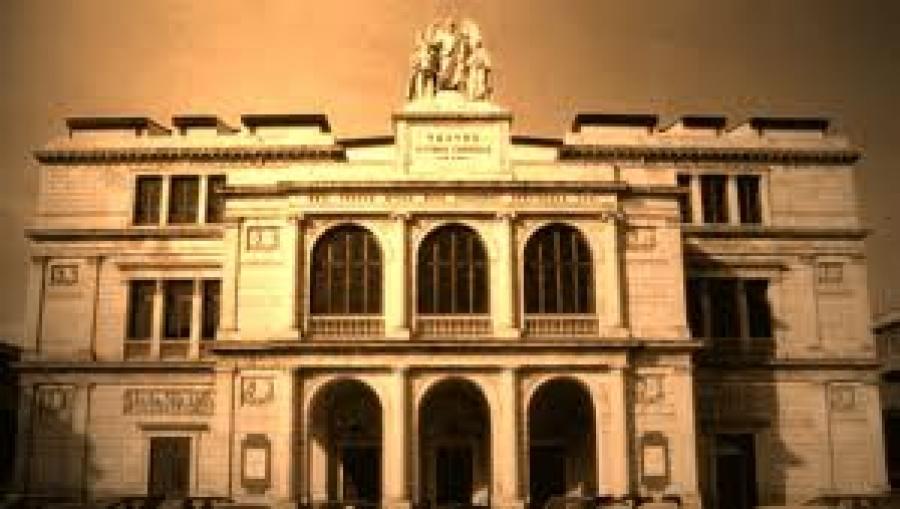 teatro vittorio emanuele messina pianta - photo#10