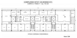 plan Ufficio mq 1100