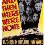 Primo film tratto dall'omonimo e famosissimo romanzo di Agatha Christie: quello girato da Renè Clair, film fedele al romanzo e all'adattamento teatrale della stessa autrice.