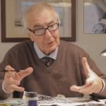 Galieno Ferri, disegnatore. Ha creato assieme a Sergio Bonelli il personaggio di Zagor nel 1961