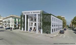 Manuela d'Andrea Riqualificazione del Mercato coperto di Muricello