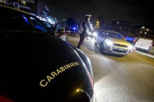Controlli Cc a Tor Bella Monaca, 8 arresti e 15 denunce