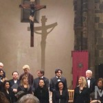 coro alla Chiesa dei Catalani