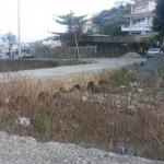 Torrente Bordonaro-alveo e passerella