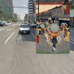 Visione urbana di Tokyo di Utagawa Hiroshige