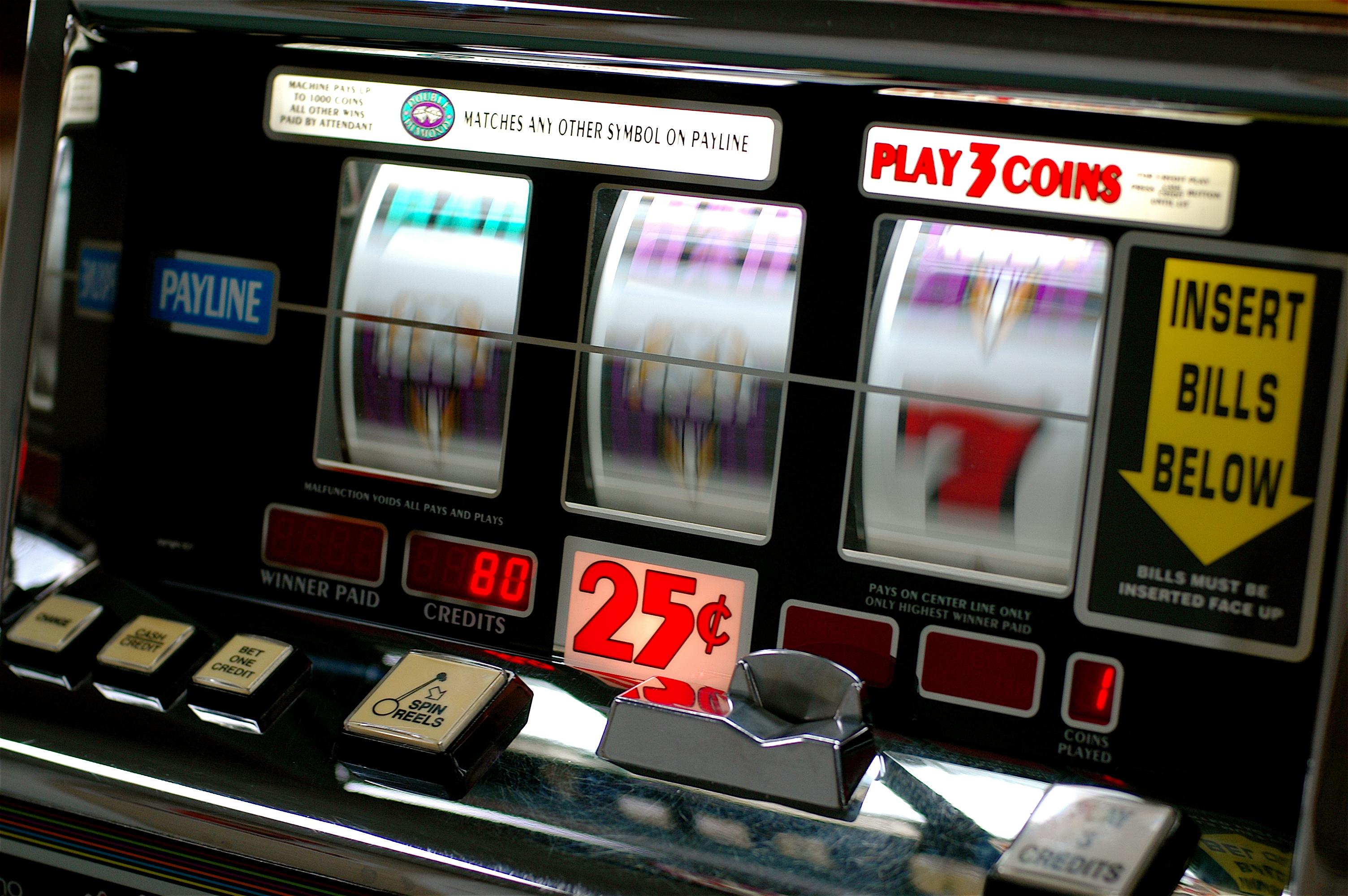 Slot Machine Quanto Pagano