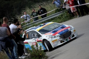 Paolo Andreucci, Anna Andreussi (Peugeot 208 R5, #6 Racing Lions) PS3 Cefalu