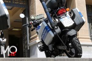 Archivio moto polizia municipale