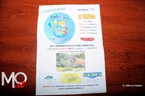 Conf stampa autismo bambini autistici in  fattoria didattica (1)