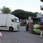Manifestazione cavalcavia no tir Pinelli (4)