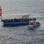 migranti _barcone2