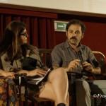 L''intervento del regista Alessio Genovese