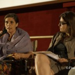 L'avvocato Carmen Cordaro, accanto al direttore di MessinaOra.it, Palmira Mancuso