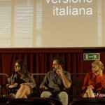 Da sinistra, Carmen Cordaro, Palmira Mancuso, Alessio Genovese, Valentina Prudente, Simone Intelisano