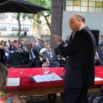 """Alfano a Messina.""""Contro le mafie. In ricordo di Paolo Borsellino"""" (2)"""