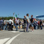 Blocco forconi alla Rada San Francesco (15)