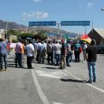 Blocco forconi alla Rada San Francesco (17)