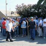Blocco forconi alla Rada San Francesco (2)