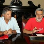 Conf stampa Accorinti dopo incontro con Lo Monaco (3)