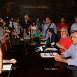 Conf.  stampa Accorinti su concessione San Filippo  (18)