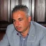Conferenza stampa capigruppo csx Messinambiente (5)