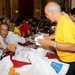 Festeggiamenti Nibali durante arrivo tappa (18)