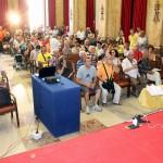Festeggiamenti Nibali durante arrivo tappa (4)