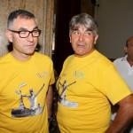 Nibali a Parigi tifosi e amici iniziano a raggiungere il municipio (6)