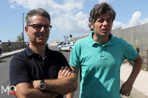 Luigi Sturniolo e Ciccio Quero