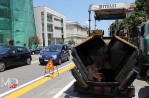 Lavori stradali, rientranti tra i servizi indivisibili