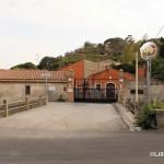 21 agosto 2014 Zafferia, i rifiuti invadono il torrente a ridosso di villa Cianciafara (2)