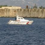 barca a vela salvataggio guardia costiera