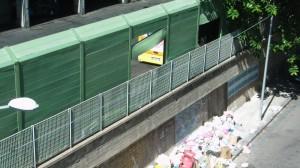 rifiuti-rione-ferrovieri-via-vittorio-veneto 2