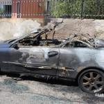 Auto incendiate C.da Fucile pressi scuola Albino Luciani (10)