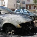 Auto incendiate C.da Fucile pressi scuola Albino Luciani (11)