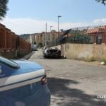 Auto incendiate C.da Fucile pressi scuola Albino Luciani (2)