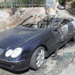 Auto incendiate C.da Fucile pressi scuola Albino Luciani (4)