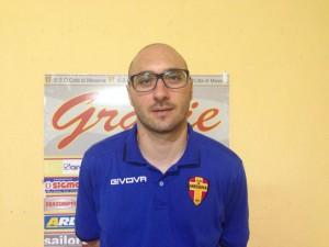 Gigi D'Alessandro all. Città di Messina