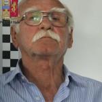 Benito Borrella nato a Cadeo (PC) il 06.08.1936