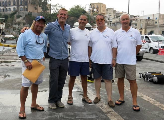 Team Project Baseline e Soprintendenza del Mare: Jablonski, La Rocca,Tusa, Emma