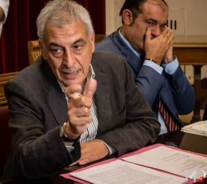 L'assessore Gaetano Cacciola