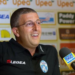 Griccioli coach Upea