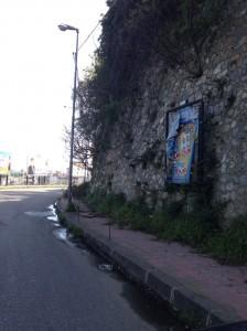 panoramica dello Stretto muro del pianto2