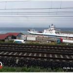 Nave attraccata al porto di Tremestieri