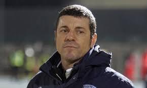 Sasa Campilongo nuovo allenatore Casertana