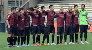 Salernitana capolista