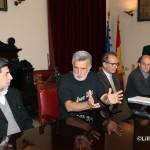Auguri natale 2014 sindaco Accorinti