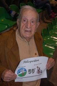 "Biagio Gumina ""Gino"" storico presidente  Liberi Sportivi"