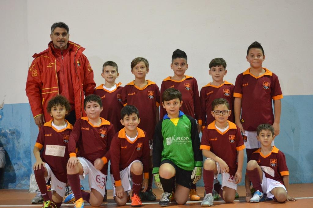 Calcio a 7 il trofeo aics 2014 a pochi giorni dall for Arredo sud messina