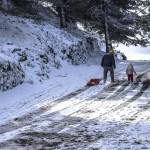 Nevicata del 30 dicembre 2014 Messina Dinnamare (16)